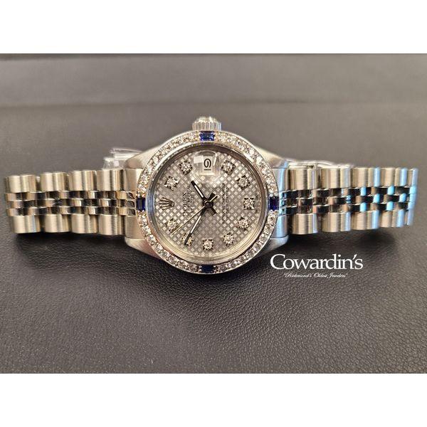 Rolex Lady Oyster Perpetual Datejust 26MM Ref. 6917 Cowardin's Jewelers Richmond, VA
