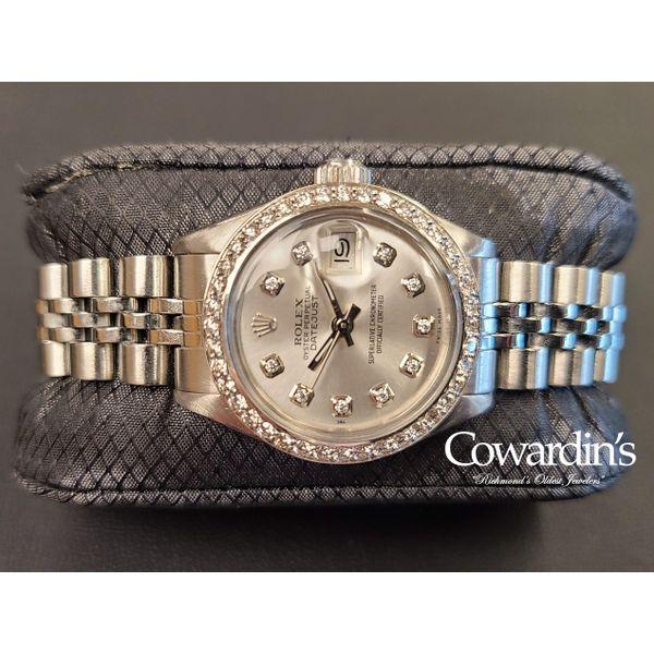 Rolex Lady Oyster Perpetual Datejust 26MM Ref. 6916 Cowardin's Jewelers Richmond, VA