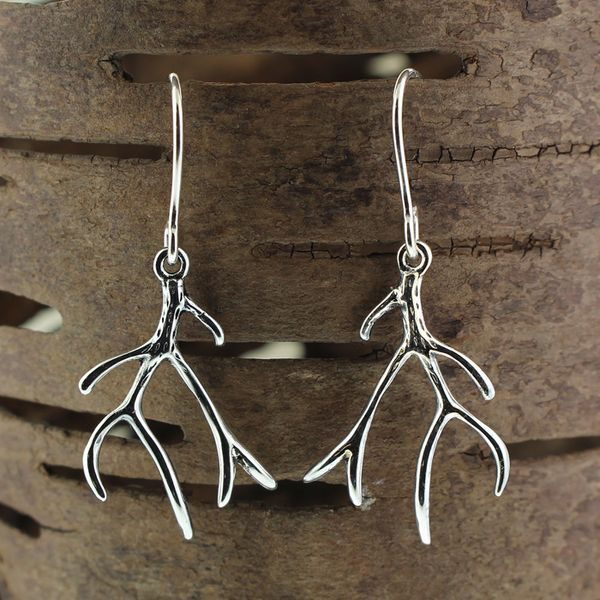 Branch Earrings Darrah Cooper, Inc. Lake Placid, NY