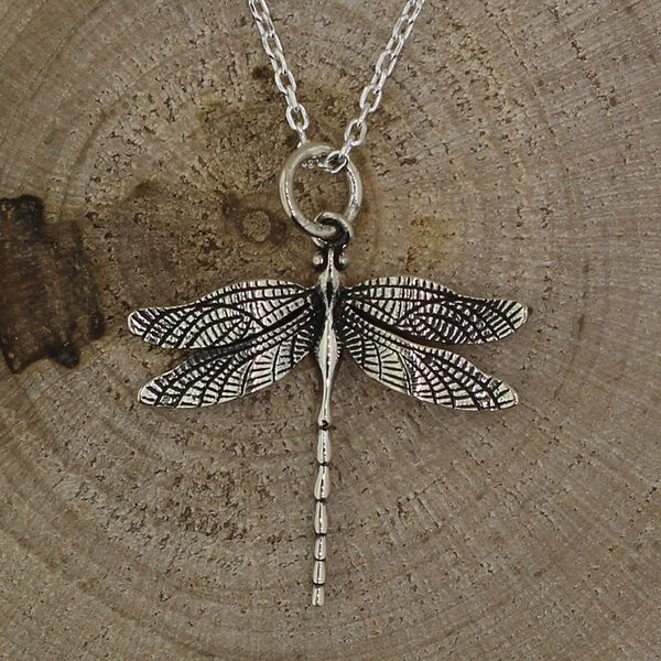 Dragonfly Necklace Darrah Cooper, Inc. Lake Placid, NY