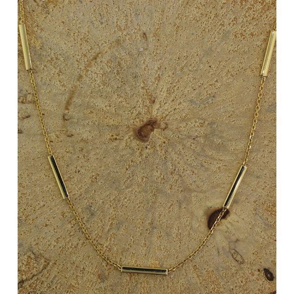 Gold Choker Necklace Darrah Cooper, Inc. Lake Placid, NY