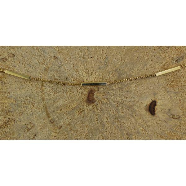 Gold Choker Necklace Image 2 Darrah Cooper, Inc. Lake Placid, NY