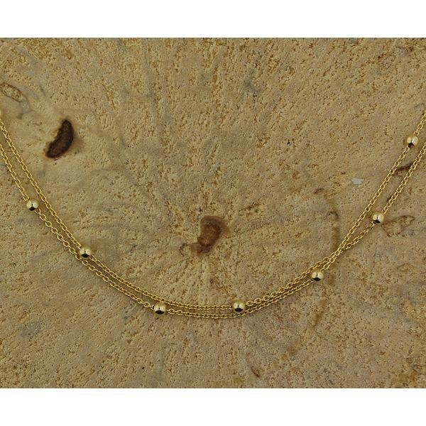 Double Chain Choker Necklace Darrah Cooper, Inc. Lake Placid, NY
