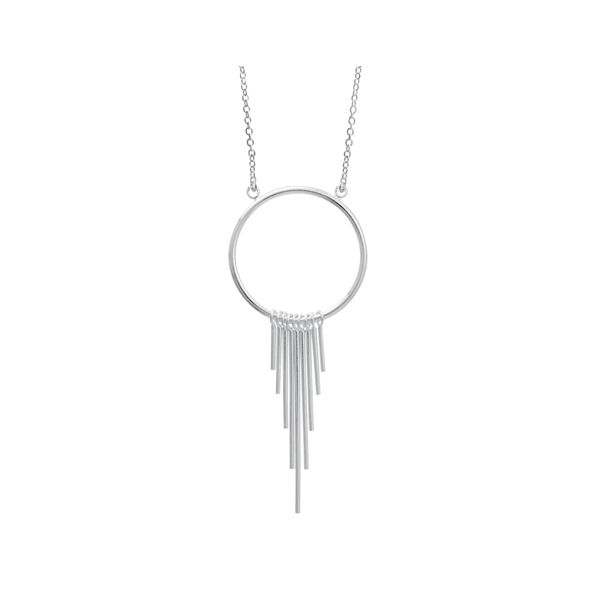 Circle Spike Necklace Darrah Cooper, Inc. Lake Placid, NY