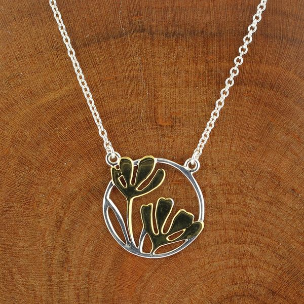 Flower Necklace Darrah Cooper, Inc. Lake Placid, NY
