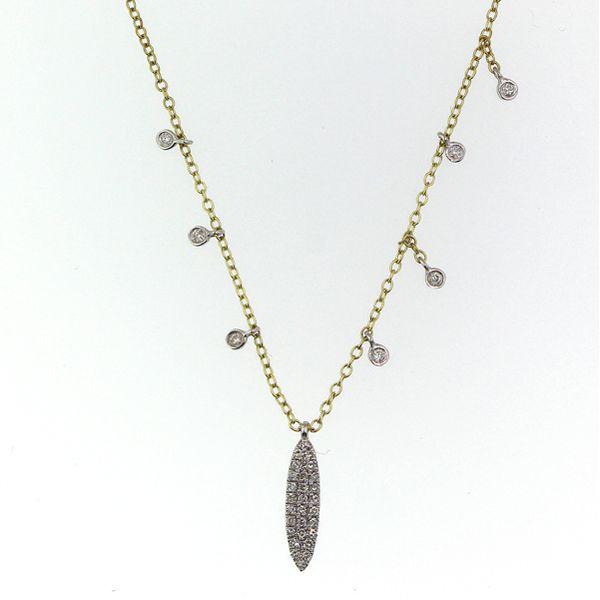 Diamond Dangle Necklace Darrah Cooper, Inc. Lake Placid, NY