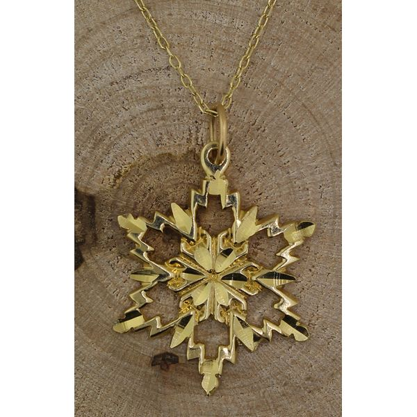 Snowflake Necklace Darrah Cooper, Inc. Lake Placid, NY