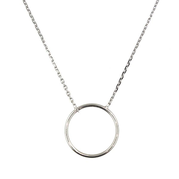 Open Circle Necklace Darrah Cooper, Inc. Lake Placid, NY