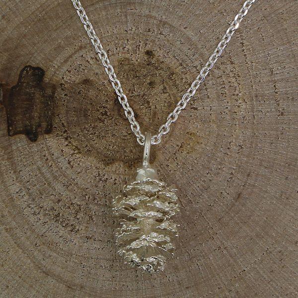 Pine Cone Necklace (Small) Darrah Cooper, Inc. Lake Placid, NY
