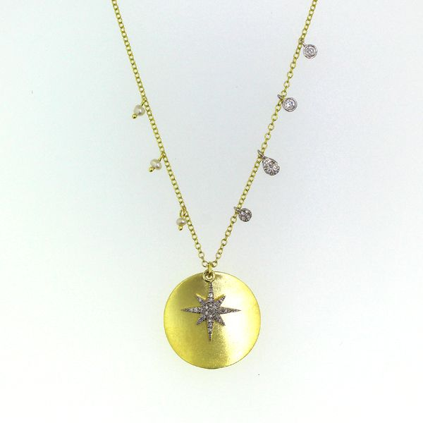 Celestial Star Necklace Darrah Cooper, Inc. Lake Placid, NY