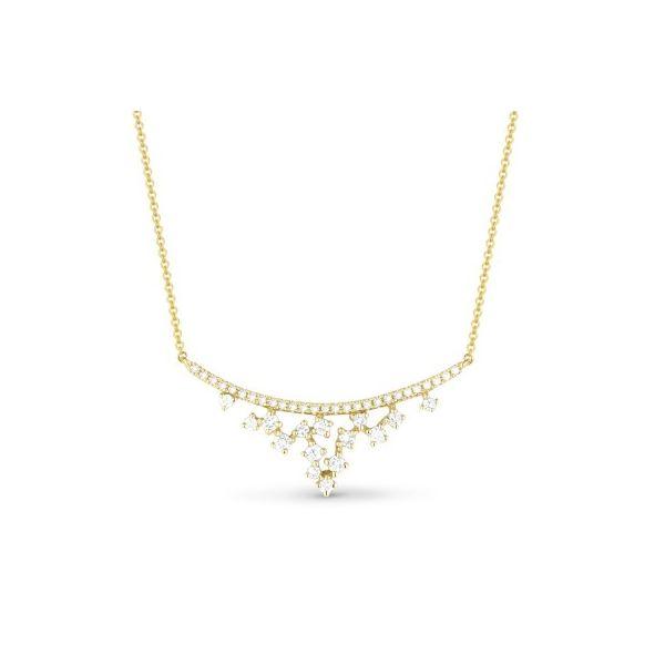 Diamond Droplets Necklace Darrah Cooper, Inc. Lake Placid, NY