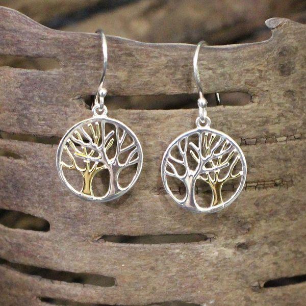 Trees Earrings Darrah Cooper, Inc. Lake Placid, NY