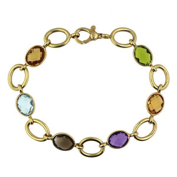 Multi-Gemstone Bracelet Darrah Cooper, Inc. Lake Placid, NY