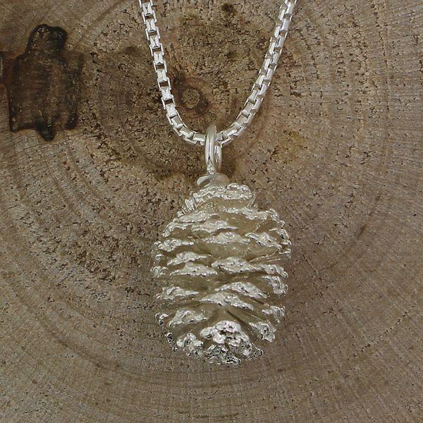 Pine Cone Necklace (Large) Darrah Cooper, Inc. Lake Placid, NY