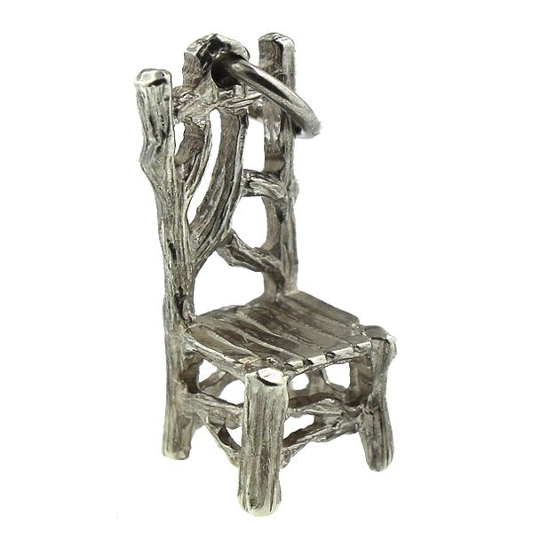 Rustic Twig Chair Darrah Cooper, Inc. Lake Placid, NY