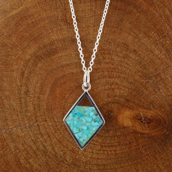 Turquoise Necklace Darrah Cooper, Inc. Lake Placid, NY