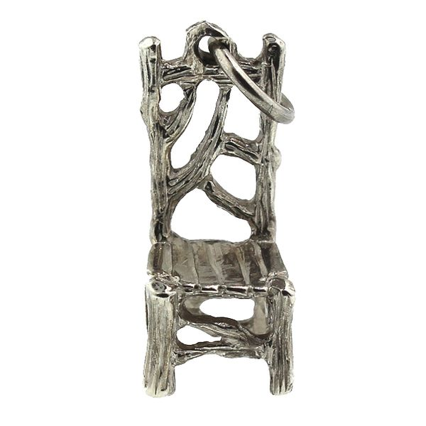 Rustic Twig Chair Image 2 Darrah Cooper, Inc. Lake Placid, NY