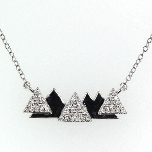 Diamond Mountain Necklace Darrah Cooper, Inc. Lake Placid, NY