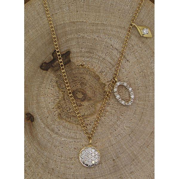 Diamond Dangles Necklace Darrah Cooper, Inc. Lake Placid, NY
