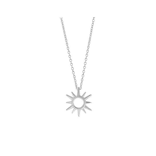 Mini Sunburst Necklace Darrah Cooper, Inc. Lake Placid, NY