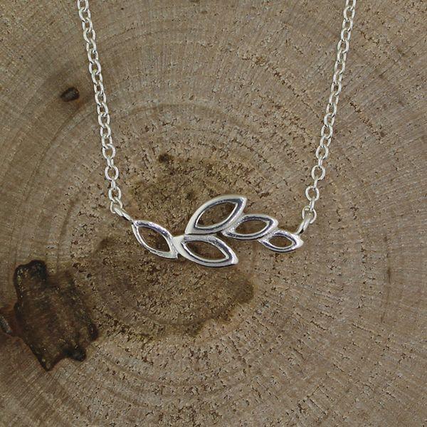 Mini Leaves Necklace Darrah Cooper, Inc. Lake Placid, NY
