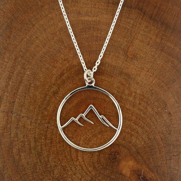 Mountain Necklace Darrah Cooper, Inc. Lake Placid, NY