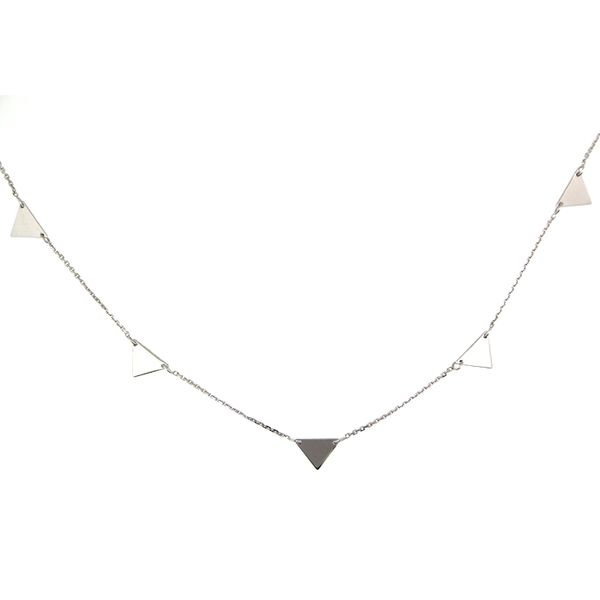 Triangles Necklace Darrah Cooper, Inc. Lake Placid, NY