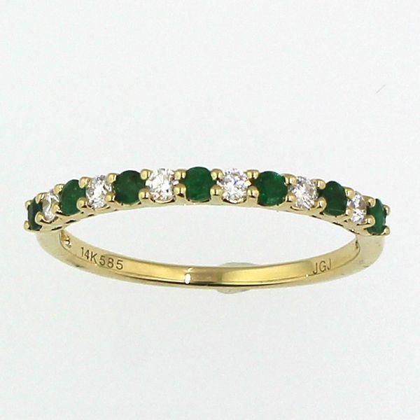 Emerald and Diamond Band Darrah Cooper, Inc. Lake Placid, NY