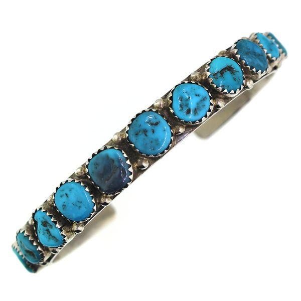 Turquoise Cuff Bracelet Darrah Cooper, Inc. Lake Placid, NY