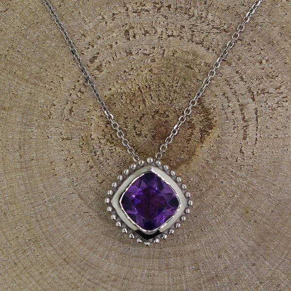 Amethyst Necklace Darrah Cooper, Inc. Lake Placid, NY