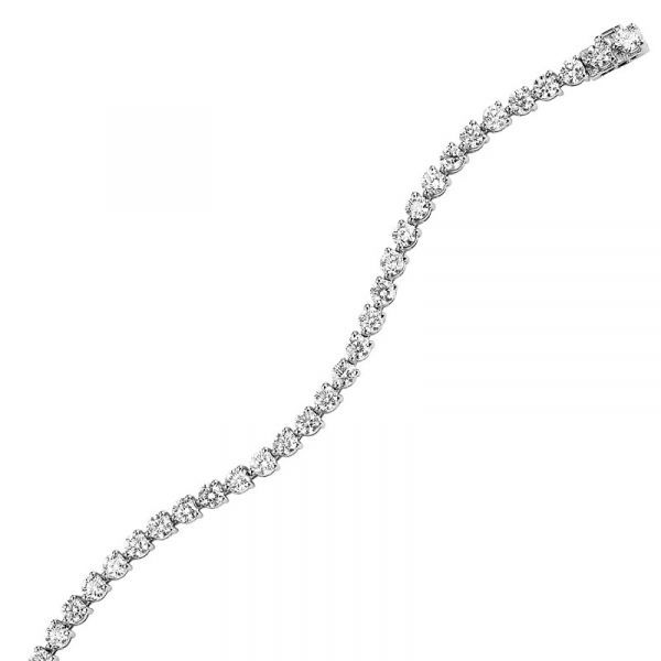 14K Diamond Bracelet 4ctw D. Geller & Son Jewelers Atlanta, GA