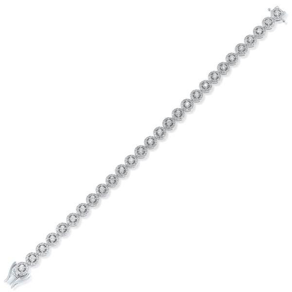 14K Diamond Bracelet 2 ctw D. Geller & Son Jewelers Atlanta, GA