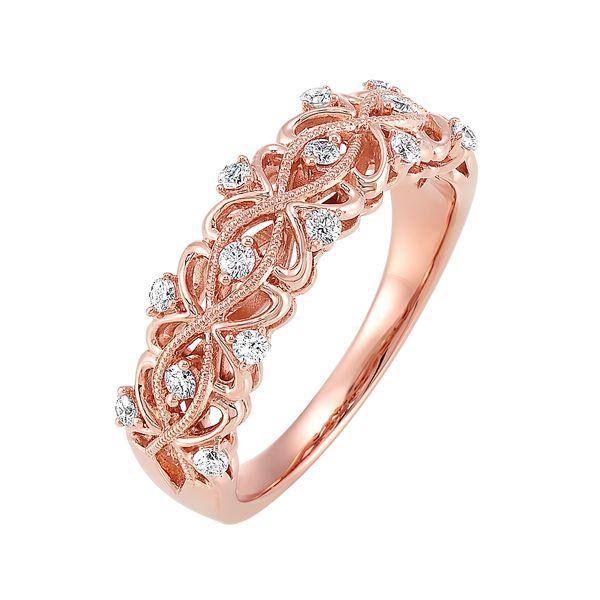 14K Diamond Ring 1/4 ctw D. Geller & Son Jewelers Atlanta, GA
