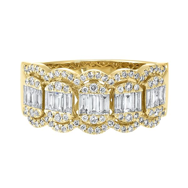 14K Diamond Ring 3/4 ctw D. Geller & Son Jewelers Atlanta, GA