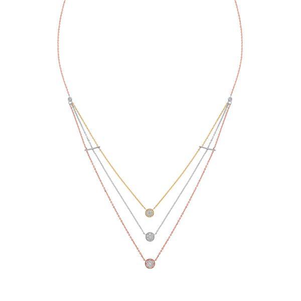 14K Diamond Pendant 1/3 ctw D. Geller & Son Jewelers Atlanta, GA