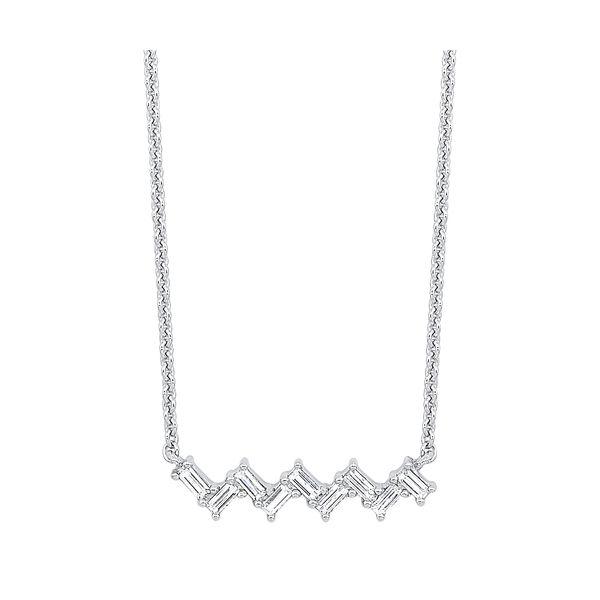 14K Diamond Pendant 1/5 ctw D. Geller & Son Jewelers Atlanta, GA