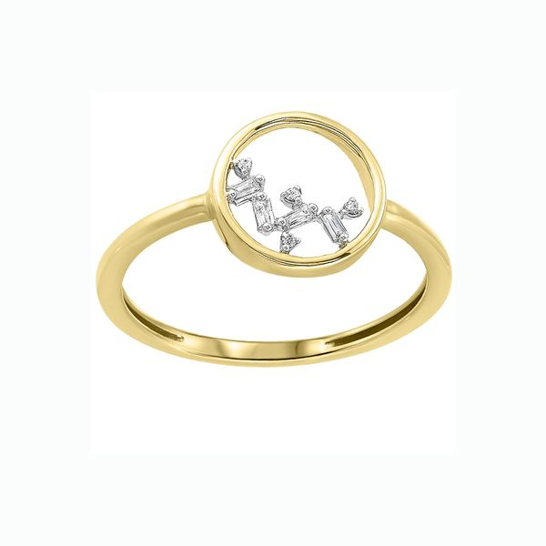 14K Diamond Ring 1/20 ctw D. Geller & Son Jewelers Atlanta, GA
