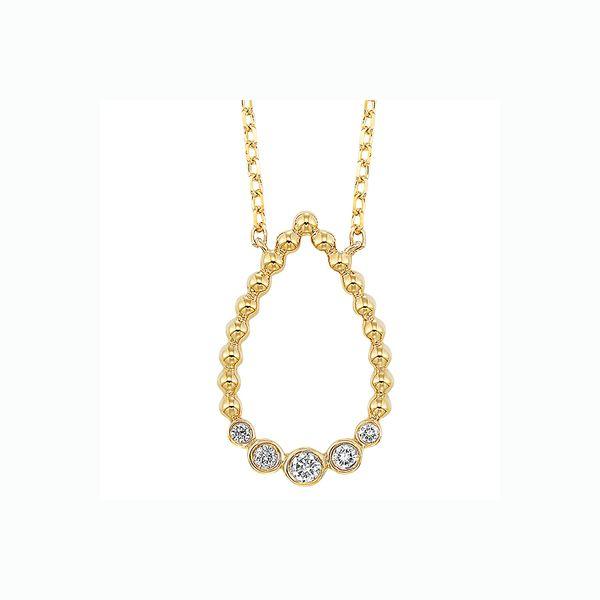 14K Diamond Pendant D. Geller & Son Jewelers Atlanta, GA