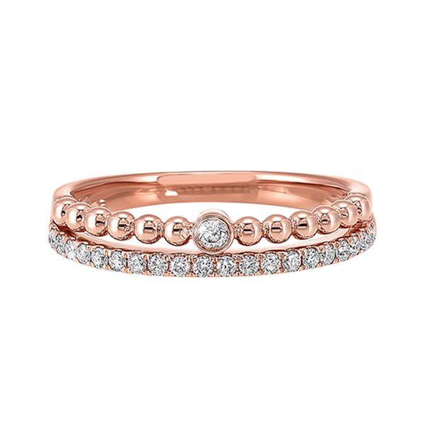 14K Diamond Fashion Ring 1/5 ctw D. Geller & Son Jewelers Atlanta, GA