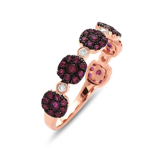14K Ruby & Diamond Ring D. Geller & Son Jewelers Atlanta, GA