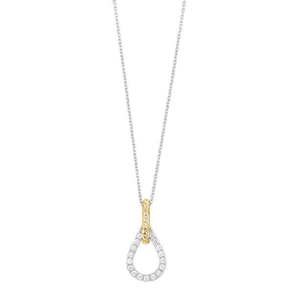 14K Diamond Pendant 1/7 ctw D. Geller & Son Jewelers Atlanta, GA