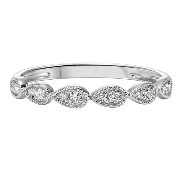 14K Diamond Mixable Ring 1/8 ctw D. Geller & Son Jewelers Atlanta, GA