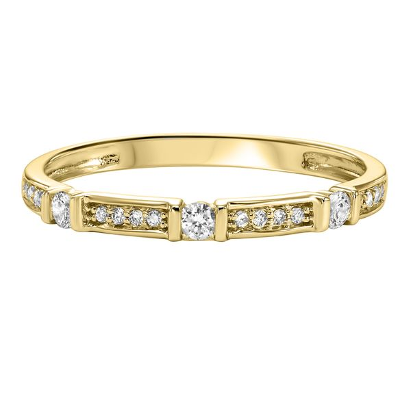14K Diamond Mixable Ring 1/6 ctw D. Geller & Son Jewelers Atlanta, GA