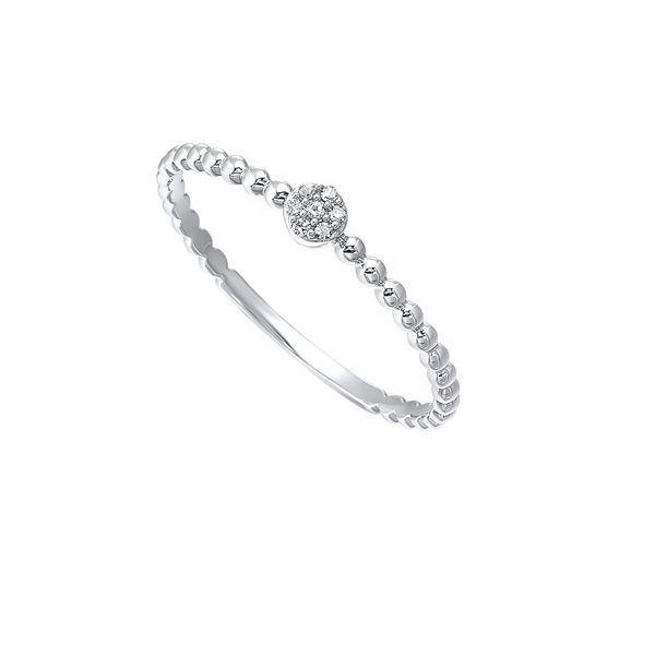 10K Diamond Mixable Ring D. Geller & Son Jewelers Atlanta, GA