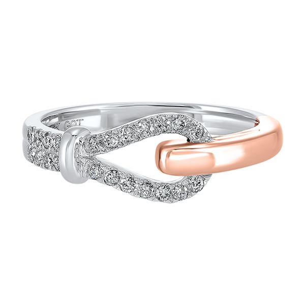 14K Diamond Ring 1/5ctw D. Geller & Son Jewelers Atlanta, GA