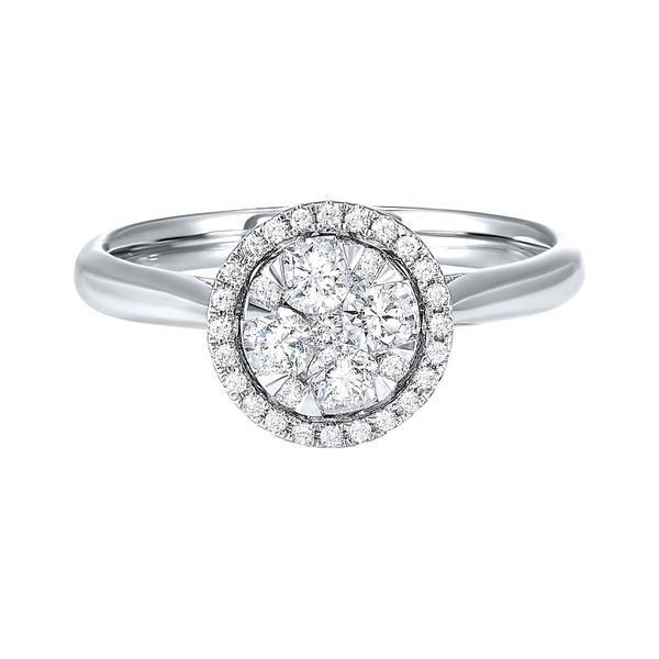 14K Diamond Ring 1/2 ctw D. Geller & Son Jewelers Atlanta, GA