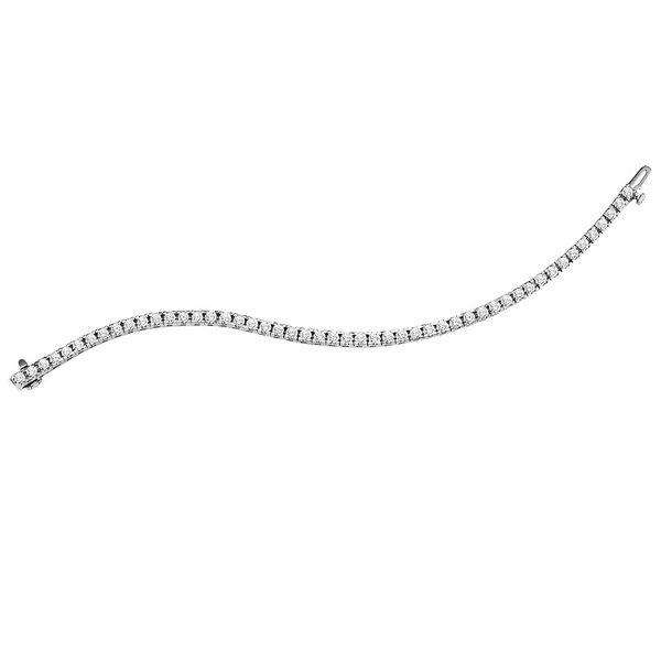 14K Diamond Bracelet 4ctw D. Geller & Son Jewelers Atlanta, GA