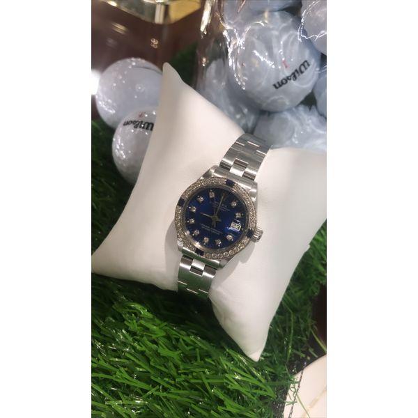LADIES DATEJUST ROLEX  Image 2 Diamond Jewelers Gulf Shores, AL