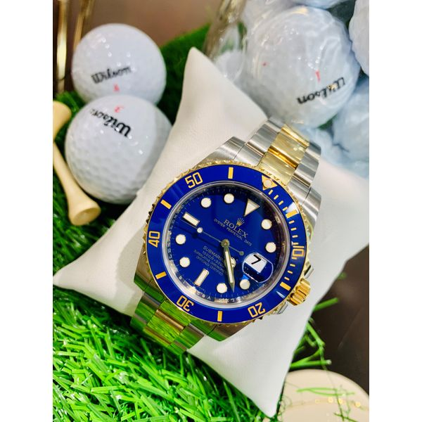 GENTS SUBMARINER ROLEX WATCH Diamond Jewelers Gulf Shores, AL