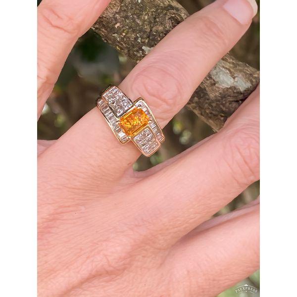 ESTATE CITRINE RING Diamond Jewelers Gulf Shores, AL